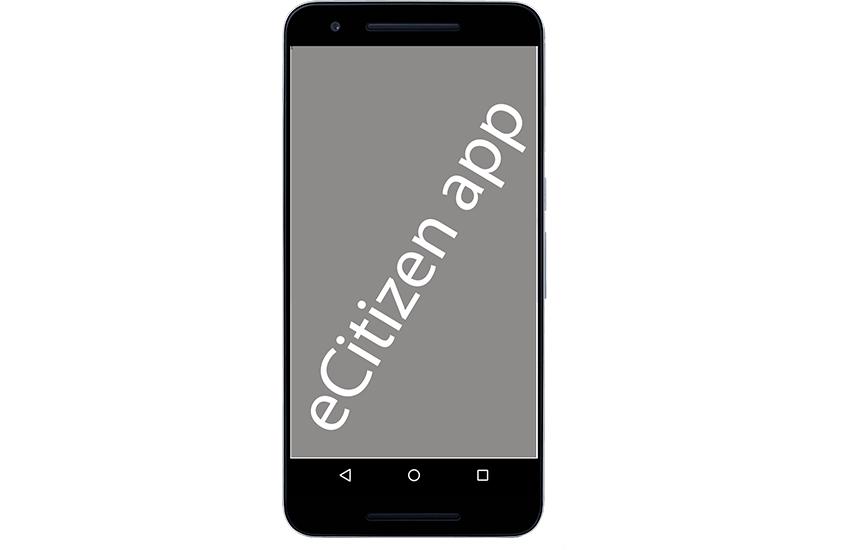 eCitizen app