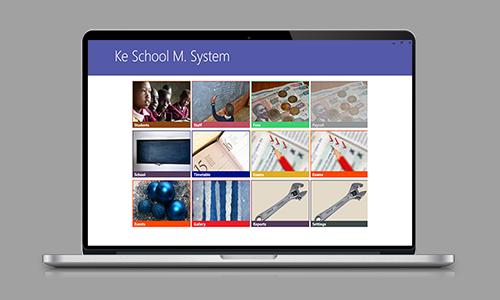 Modern school Management Project