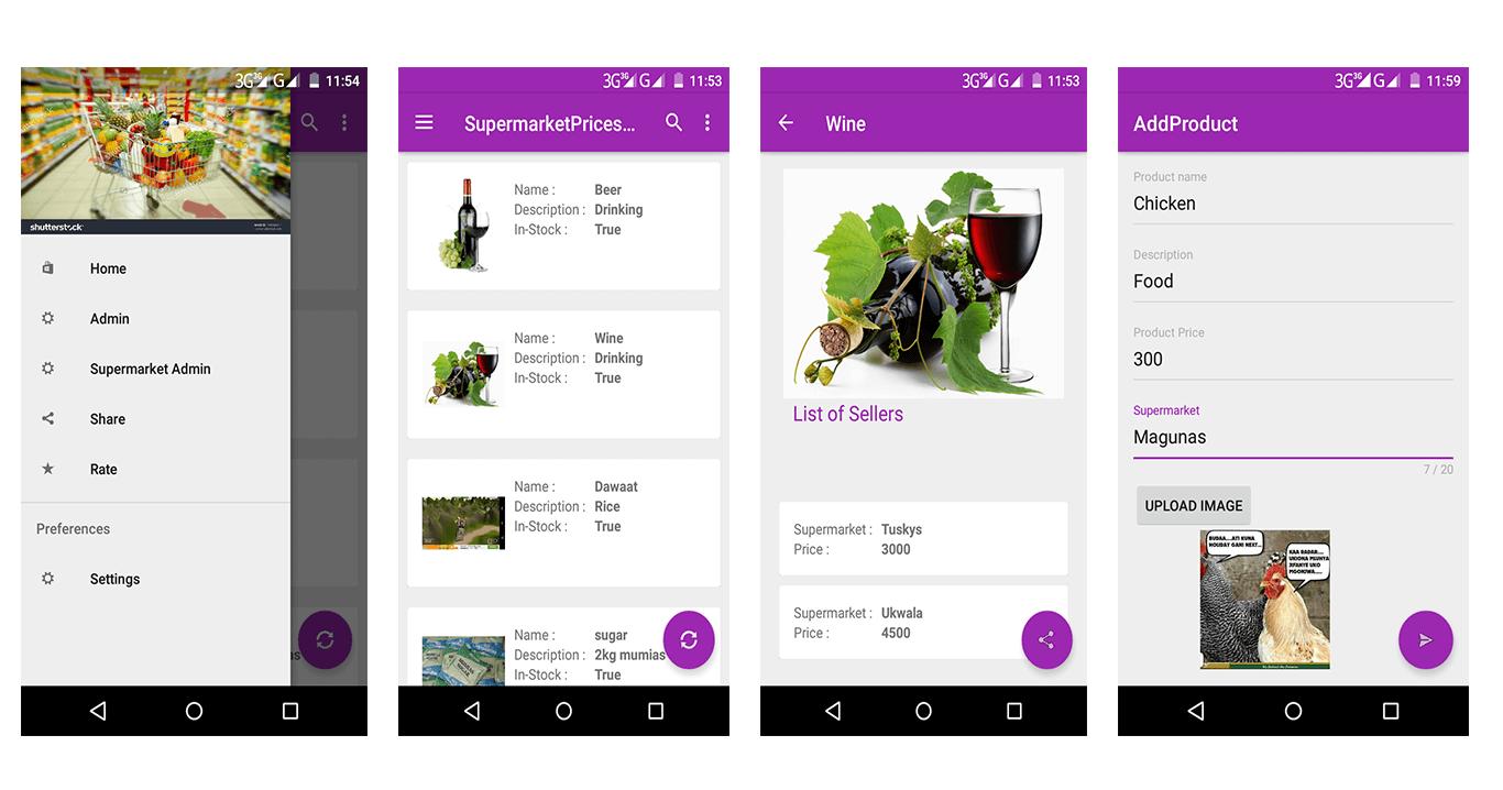 Price Comparison App >> Kenya Mobile Apps And Website Developers